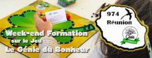 Ile de La Réunion : Formation au jeu Le Génie du Bonheur @ Domaine des Eucalyptus