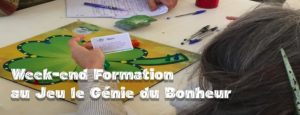Paris : 24-25-26 Septembre Formation au jeu Le Génie du Bonheur @ 2 avenue Marceau. Paris 75008